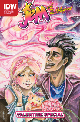 Jem and the Holograms Valentine's Day Special