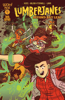 Lumberjanes Beyond Bay Leaf #1