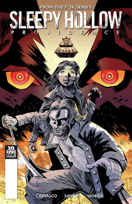 Sleepy Hollow: Providence #4