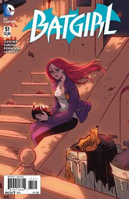 Batgirl #51
