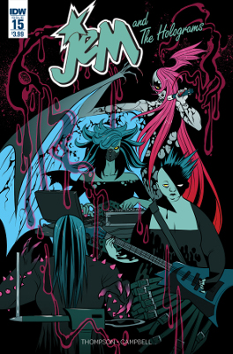 Jem and the Holograms #15