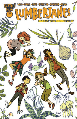 Lumberjanes Makin the Ghost of It #1