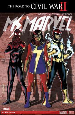 Ms. Marvel #7