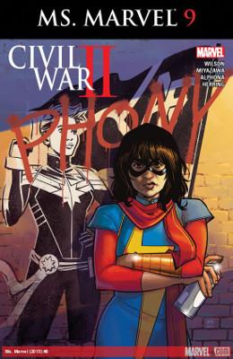 Ms. Marvel #9
