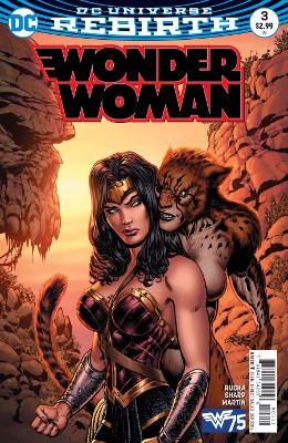Wonder Woman #3