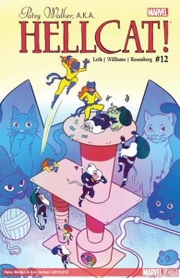 Patsy Walker AKA Hellcat! #12