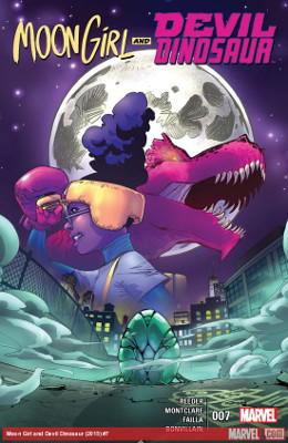 Moon Girl and Devil Dinosaur #7