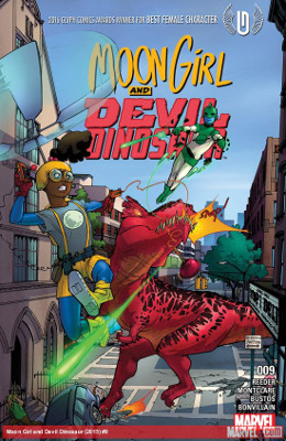 Moon Girl and Devil Dinosaur #9