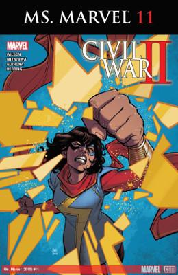 Ms. Marvel #11
