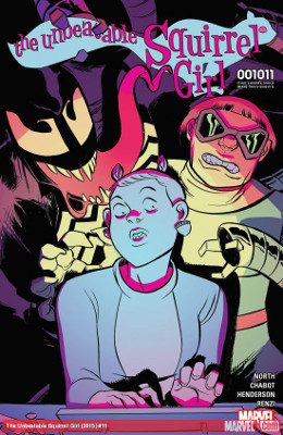 The Unbeatable Squirrel Girl #11