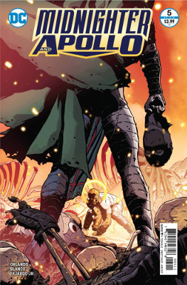 Midnighter and Apollo #5