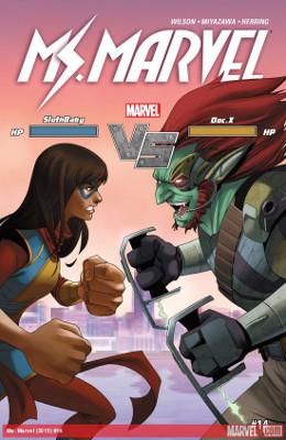 Ms. Marvel #14
