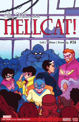 Patsy Walker, AKA Hellcat #14