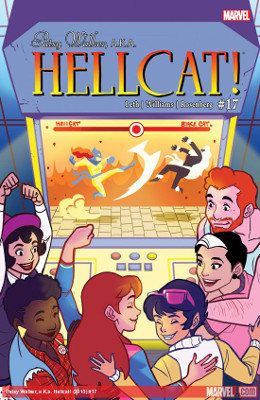 Patsy Walker, AKA Hellcat #17