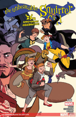 The Unbeatable Squirrel Girl #16