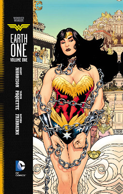 Wonder Woman: Earth One Vol 1