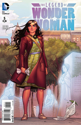 The Legend of Wonder Woman #5
