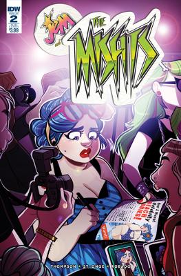 Jem: The Misfits #2