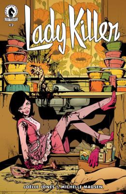 Lady Killer 2 #2
