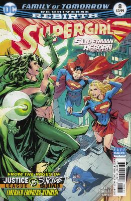Supergirl #8