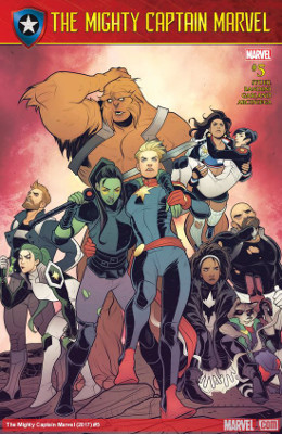 Mighty Captain Marvel #5