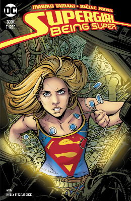 Supergirl: Being Super #3