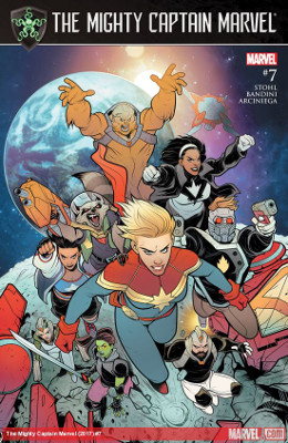 The Mighty Captain Marvel #7