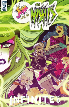 Jem and the Holograms: Infinite Part 6