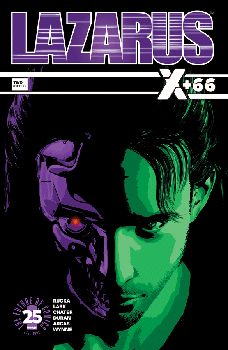 Lazarus X+66 #2