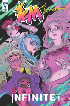 Jem and the Holograms: Infinite Part 1