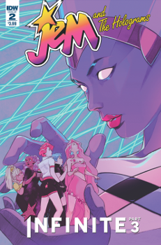 Jem and the Holograms: Infinite Part 3
