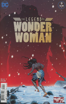 The Legend of Wonder Woman #9