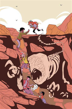 Lumberjanes: Faire and Square