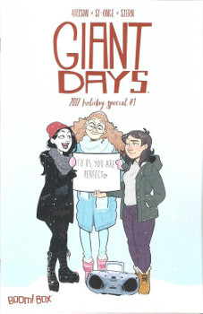 Giant Days Holiday Special 2017 #1