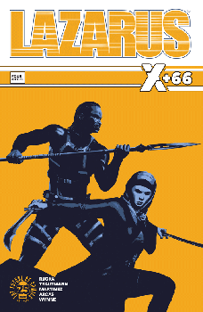 Lazarus X+66 #4