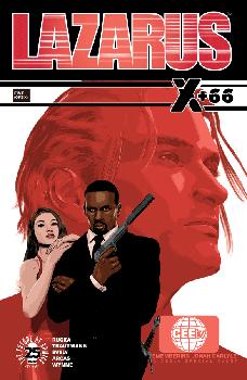 Lazarus X+66 #5