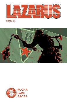 Lazarus #26