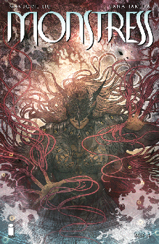 Monstress #16