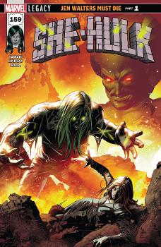 She-Hulk #159
