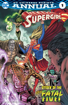 Supergirl Annual #1