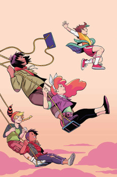 Lumberjanes Midsummer's Night Scheme #1