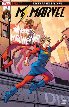 Ms. Marvel #28