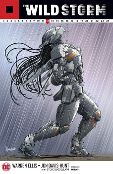 The Wild Storm #12
