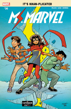 Ms. Marvel #30