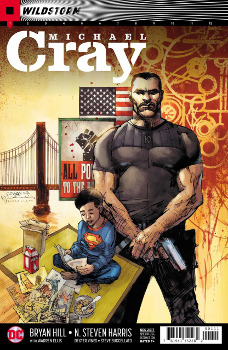 The Wild Storm Michael Cray #1