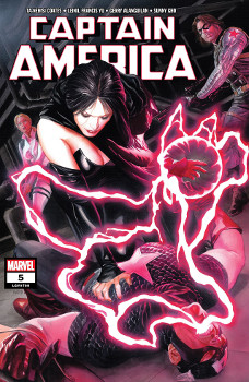 Captain America #5