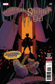 The Unbeatable Squirrel Girl #33
