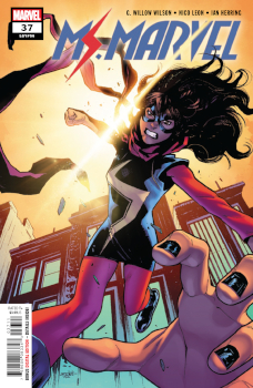 Ms. Marvel #37