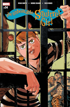 The Unbeatable Squirrel Girl #34