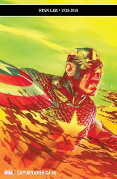 Captain America #6
